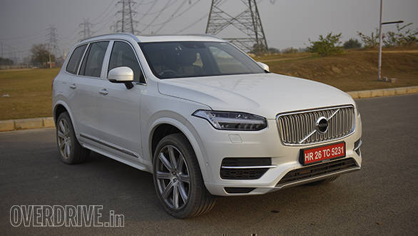 Volvo XC90 T8 Excellence road test review