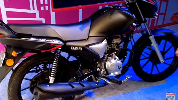 Yamaha Saluto RX walkaround - Video