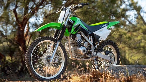 Kawasaki launch the KLX 140G in India at Rs 3.91 lakh