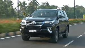 2016 Toyota Fortuner - First Drive Review - Video