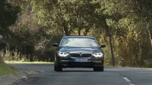 2017 BMW 5 Series first drive review - Video
