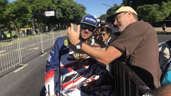2017 Dakar Buenos Aires Podium 3