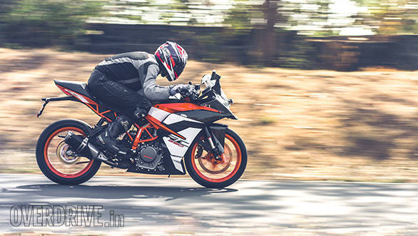 2017 Ktm Rc390 First Ride Review