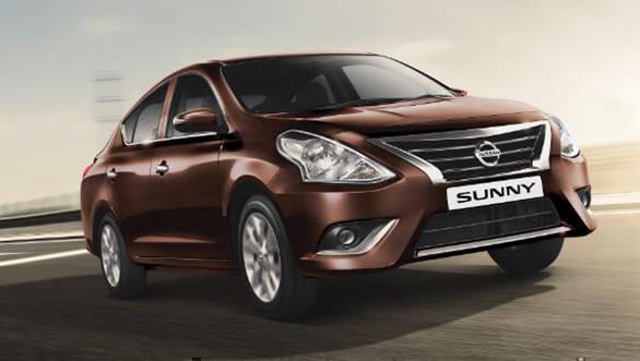 2017 Nissan Sunny (2)