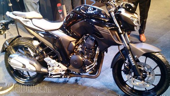 2017 Yamaha FZ 250 (2)