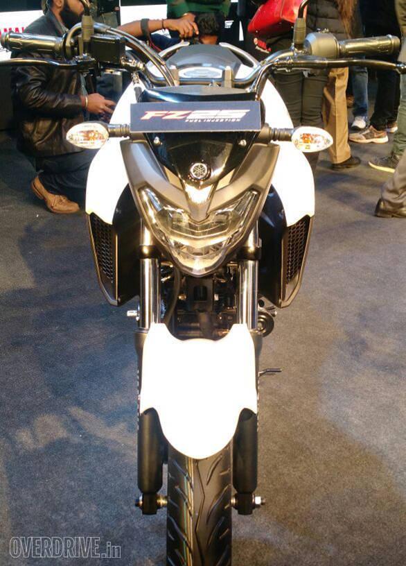 2017 Yamaha FZ 250 (4)