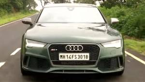 Audi RS7 Sportback Performance - Road Test Review - Video