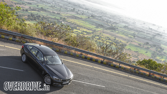 BMW 330i GT