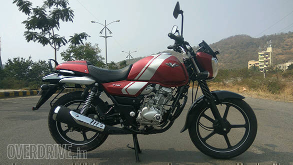 2017 Bajaj V12 first ride review