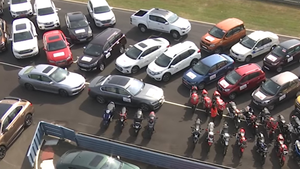 Car Of The Year Nominees - 2017 CNBC-TV18 Overdrive Awards Jury Round - Video