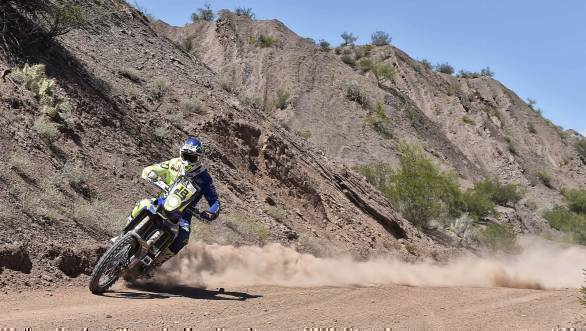 Dakar 2017: Sherco TVS's Juan Pedrero Garcia finishes Stage 11 in 11th position