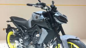 First look_ 2017 Yamaha MT-09 revealed at Intermot 2016 - Video