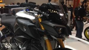 First look_ 2017 Yamaha MT-10 and MT-10 SP revealed at Intermot 2016 - Video