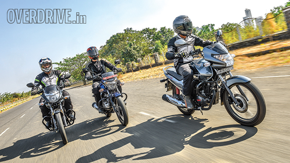 Comparo: Hero Achiever 150 vs Bajaj V15 vs Honda CB Unicorn