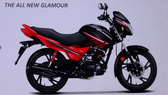 Hero unveils faster, more frugal new Glamour 125