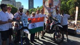 Dakar 2017: Hero MotoSports Team Rally's Joaquim Rodrigues finishes 10th overall