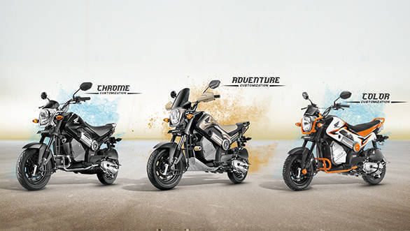 Honda Navi Customisation
