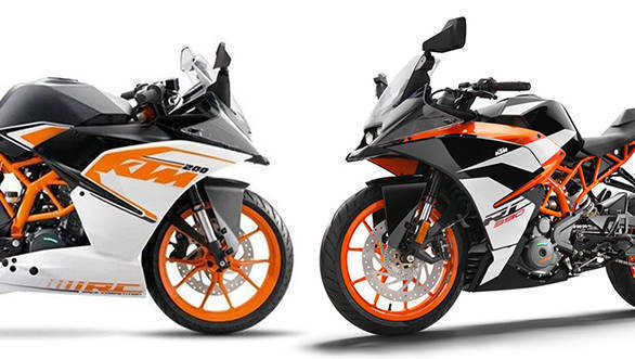 2017 KTM RC 390 and RC 200 to be launched in India on Jan 19, 2017