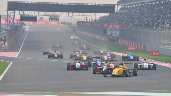 MRF Challenge returns to the Buddh International Circuit