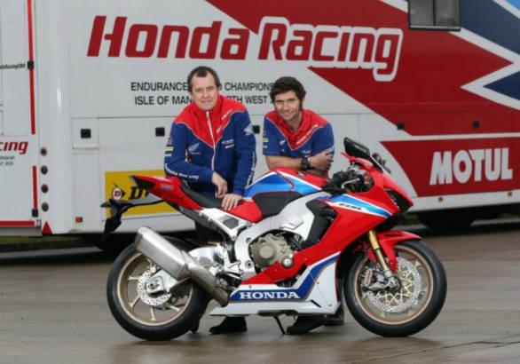 Martin Honda TT