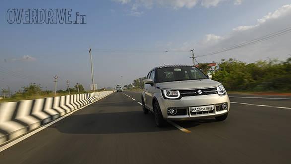 Maruti Suzuki Ignis (2)