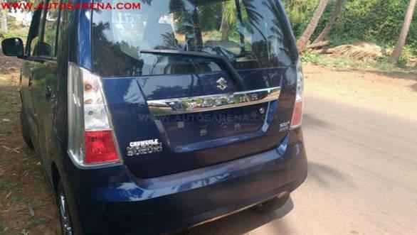 Maruti Wagon R VXI+ (4)