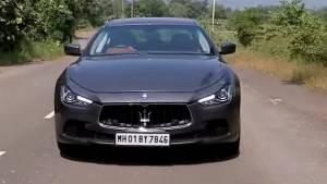 Maserati Ghibli - Road Test Review - Video