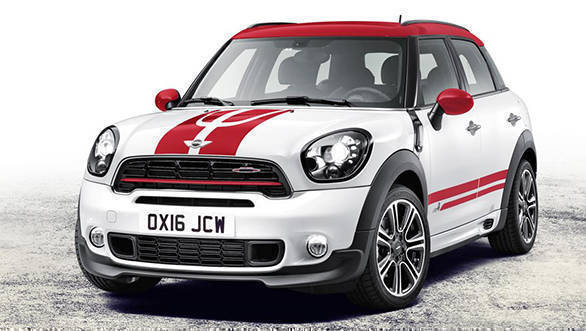 2018 Mini Cooper Countryman John Cooper Works revealed