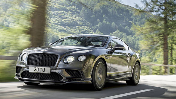 New Bentley Continental SupersportS (2)