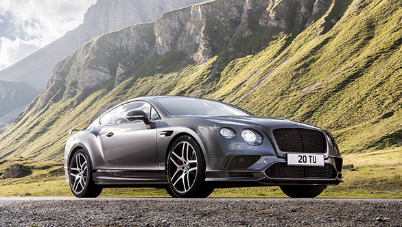 New Bentley Continental SupersportS (5)