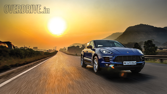 Porsche Macan R4 road test review