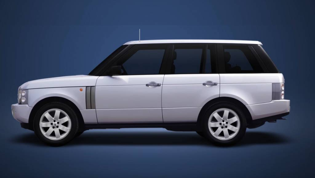 Range Rover third generation 2001