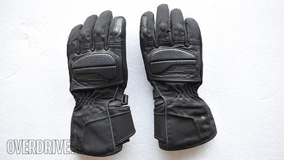Product review: Shima D-Tour waterproof riding gloves