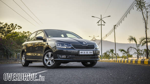 2017 Skoda Rapid 1.5TDI road test review