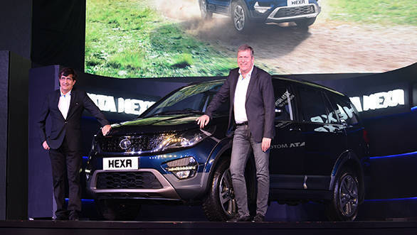Tata Hexa launch (4)