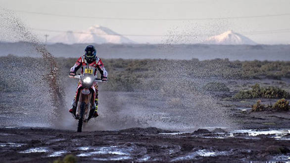 Team Honda Racing - Joan Barreda Bort - Dakar 2017 Stage 8_3