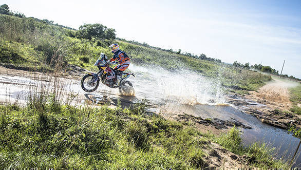 Image gallery: Stage 1 of the 2017 Dakar Rally