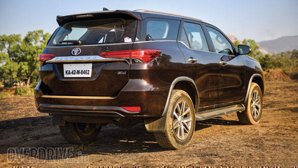 Toyota Fortuner review 2