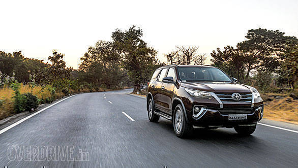 Toyota Fortuner review 3