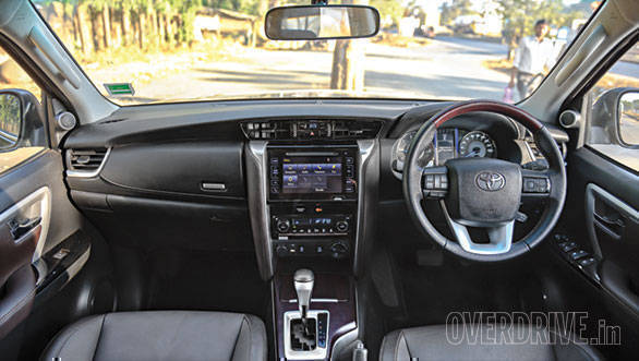 Toyota Fortuner review 5