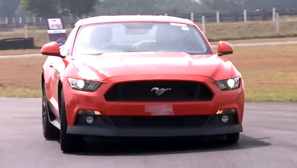 Track test: 2016 Ford Mustang GT - Video