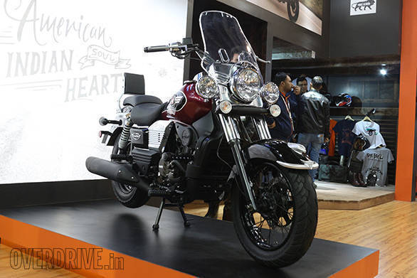 UM Motorcycles plans to open 36 dealerships in India by end
