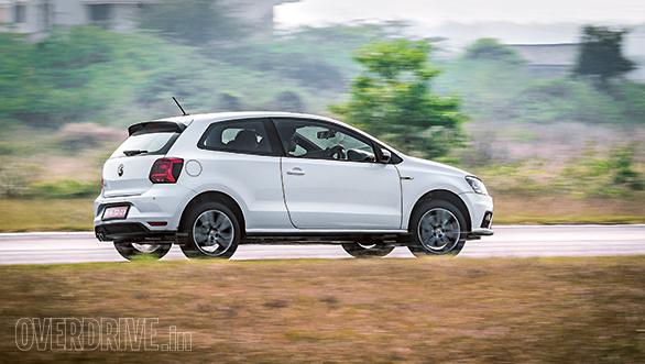 VW Polo GTI Track Test (6)