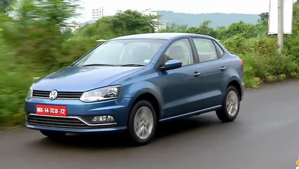 Volkswagen Ameo TDI (diesel) - Road Test Review - Video