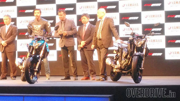 Yamaha FZ25 launched in India at Rs 1.19 lakh