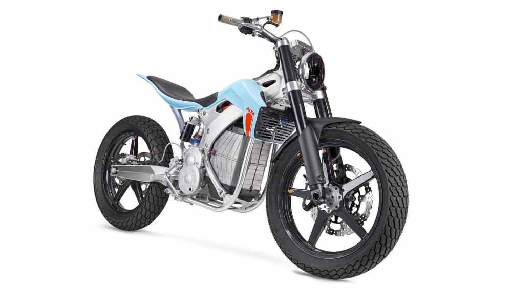 Alta Motors unveils electric street tracker motorcycle