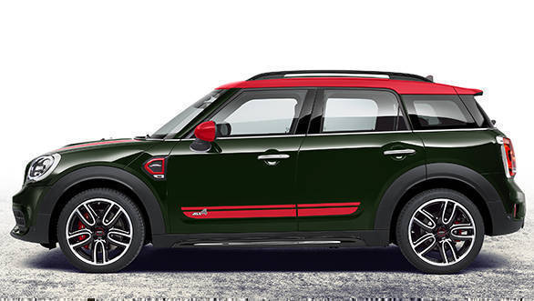 new MINI John Cooper Works Countryman (1)