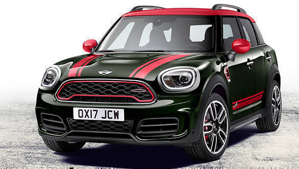 new MINI John Cooper Works Countryman (2)
