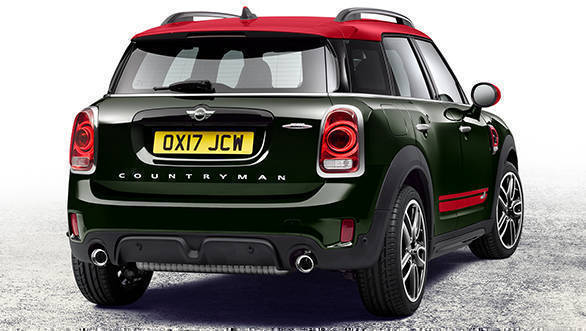 new MINI John Cooper Works Countryman (3)