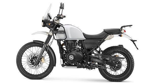 Royal Enfield Himalayan BS-IV deliveries begin in India